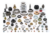 Nuts and Screw Machine products